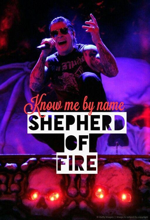 Avenged Sevenfold Shepherd Of Fire