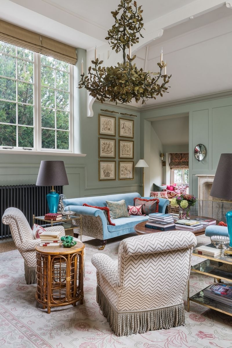 Buckinghamshire Country House Decor Luxury Home Decor