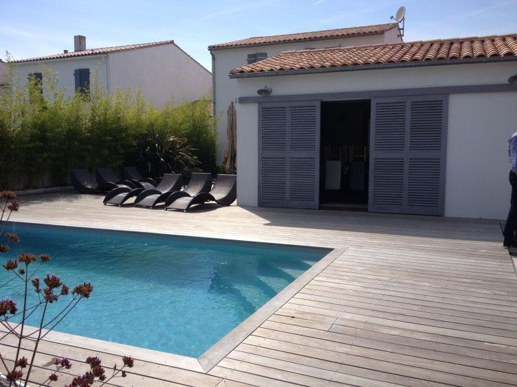 Review - villa L\u0027Olivier in Ile de Re Family holiday, Villas and