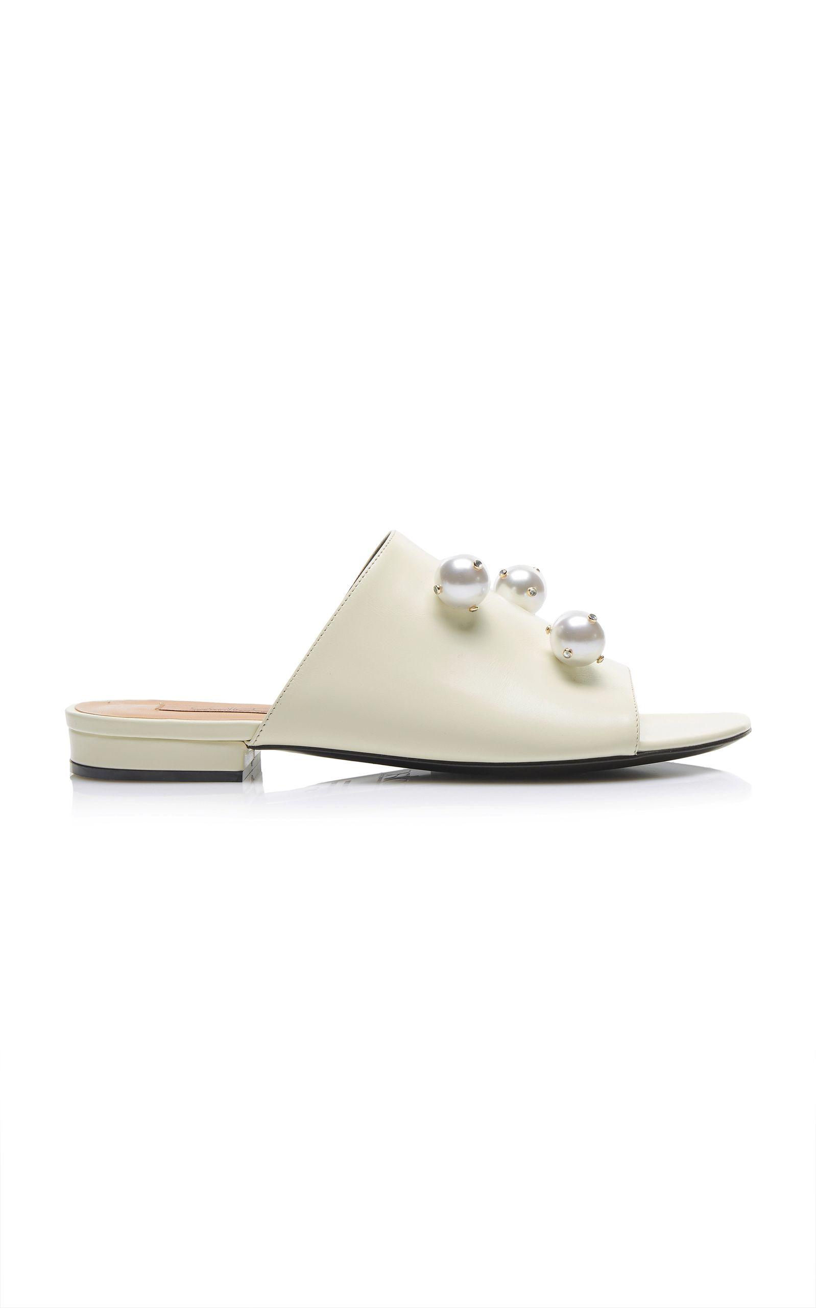 Tiziana Leather Sandals Coliac di Martina Grasselli hpKGqpBKQT