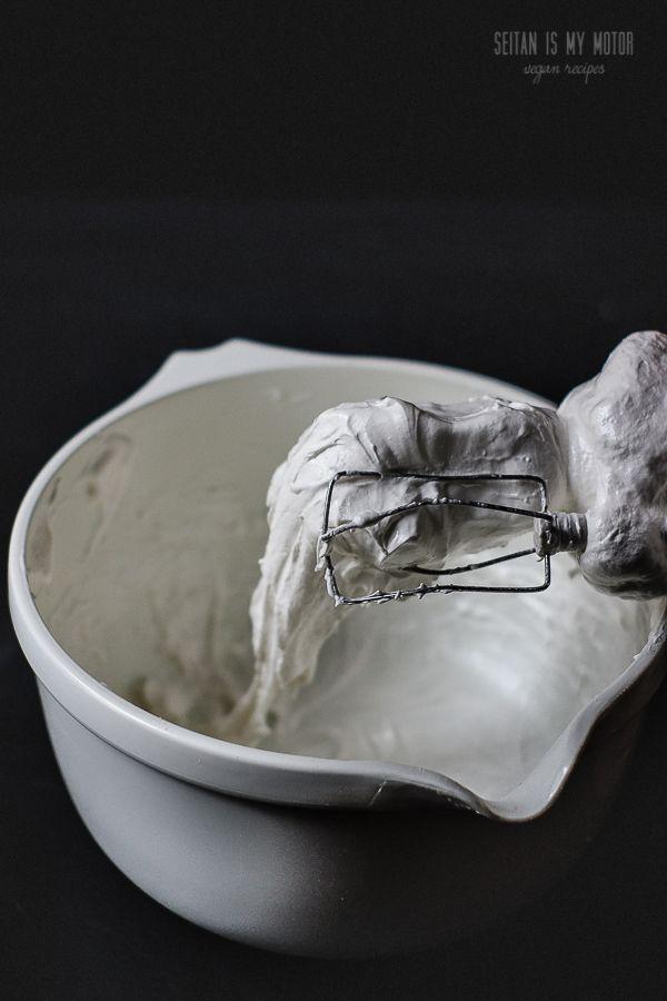 Vegan Marshmallow Fluff #marshmallowfluffrecipes