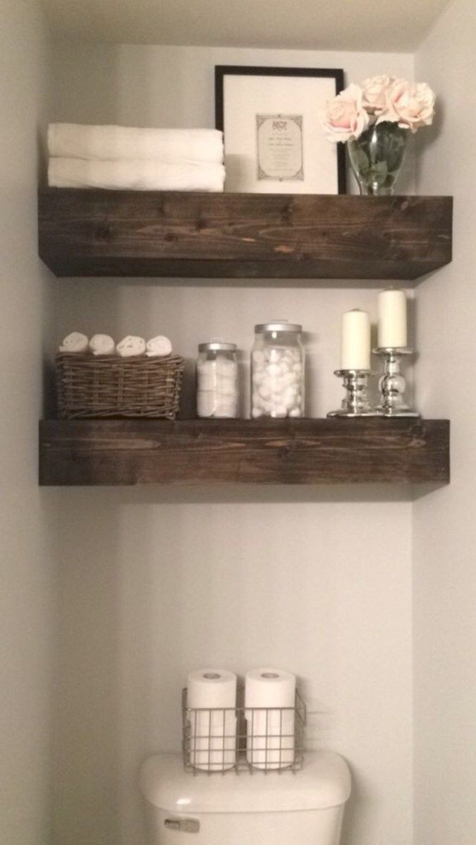 Photo of 48 Unique DIY Bathroom Ideas Using Wood – ROUNDECOR