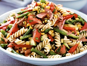 :: MamaBettys' ::: Pasta Salad..ala2 mcm kat Kenny Rogers..