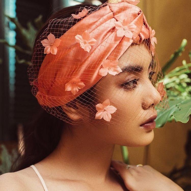 Des Chapeaux Bibis Et Turbans Fait Main Et Made In France Coiffure Naturelle Voilette Soin Cheveux