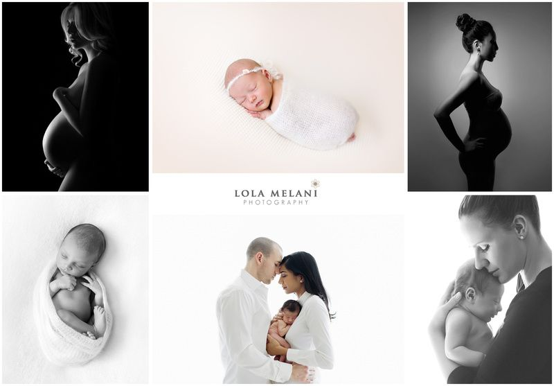 Artistic nyc maternity and newborn photography by lola melani professional pregnancy and baby photographer