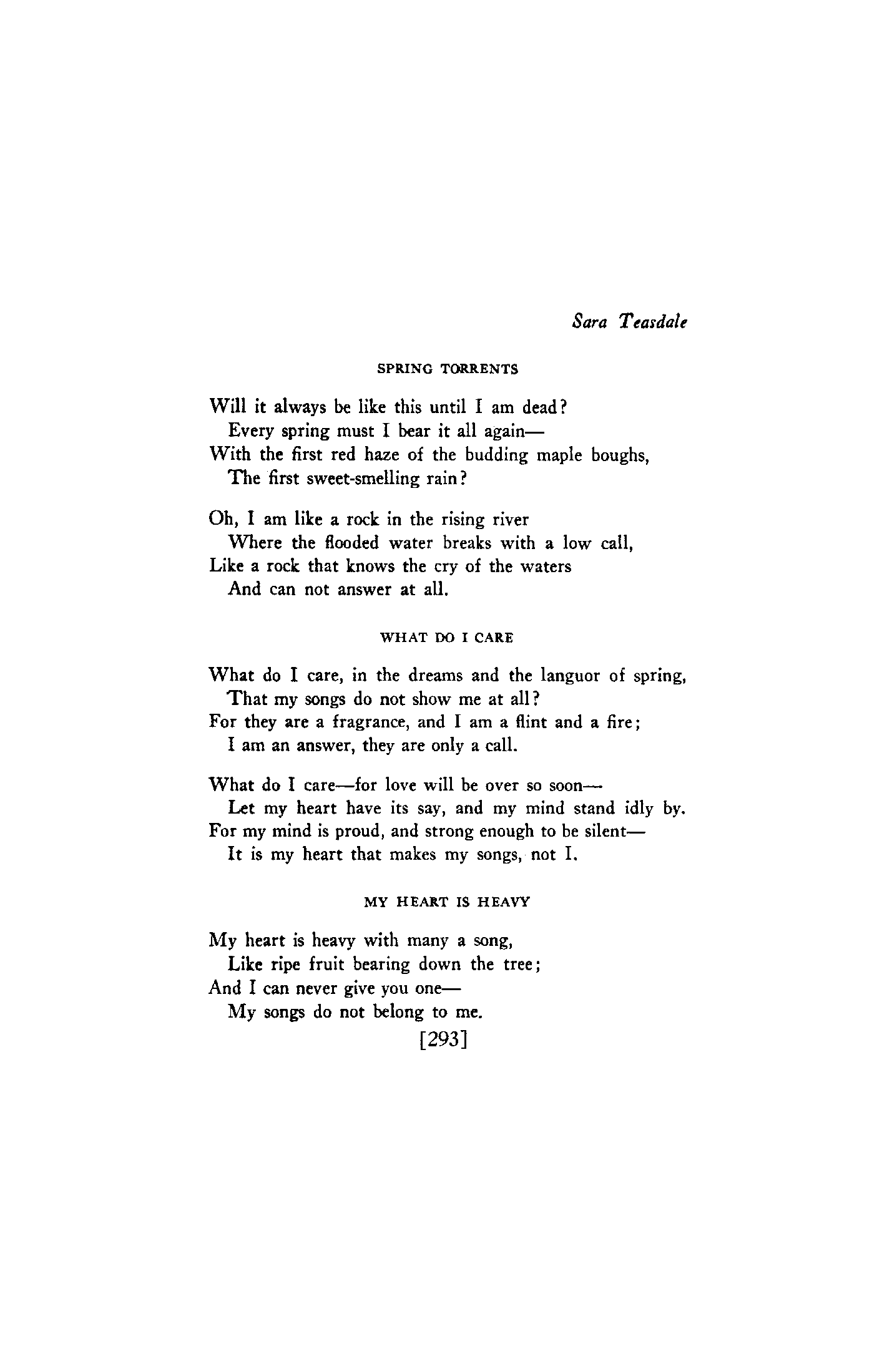 Poems about September 23