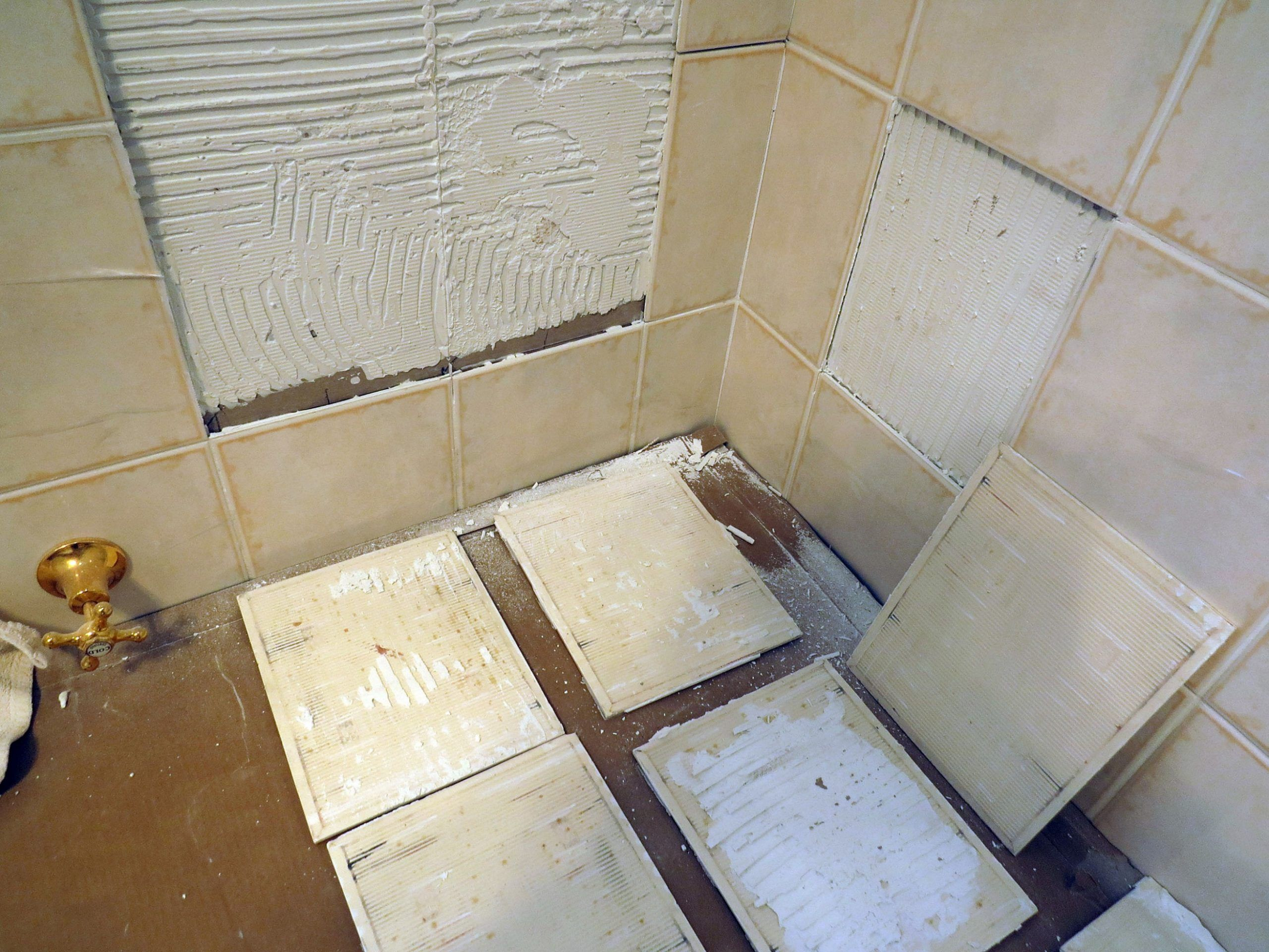 Bathroom Floor Wall Di 2020
