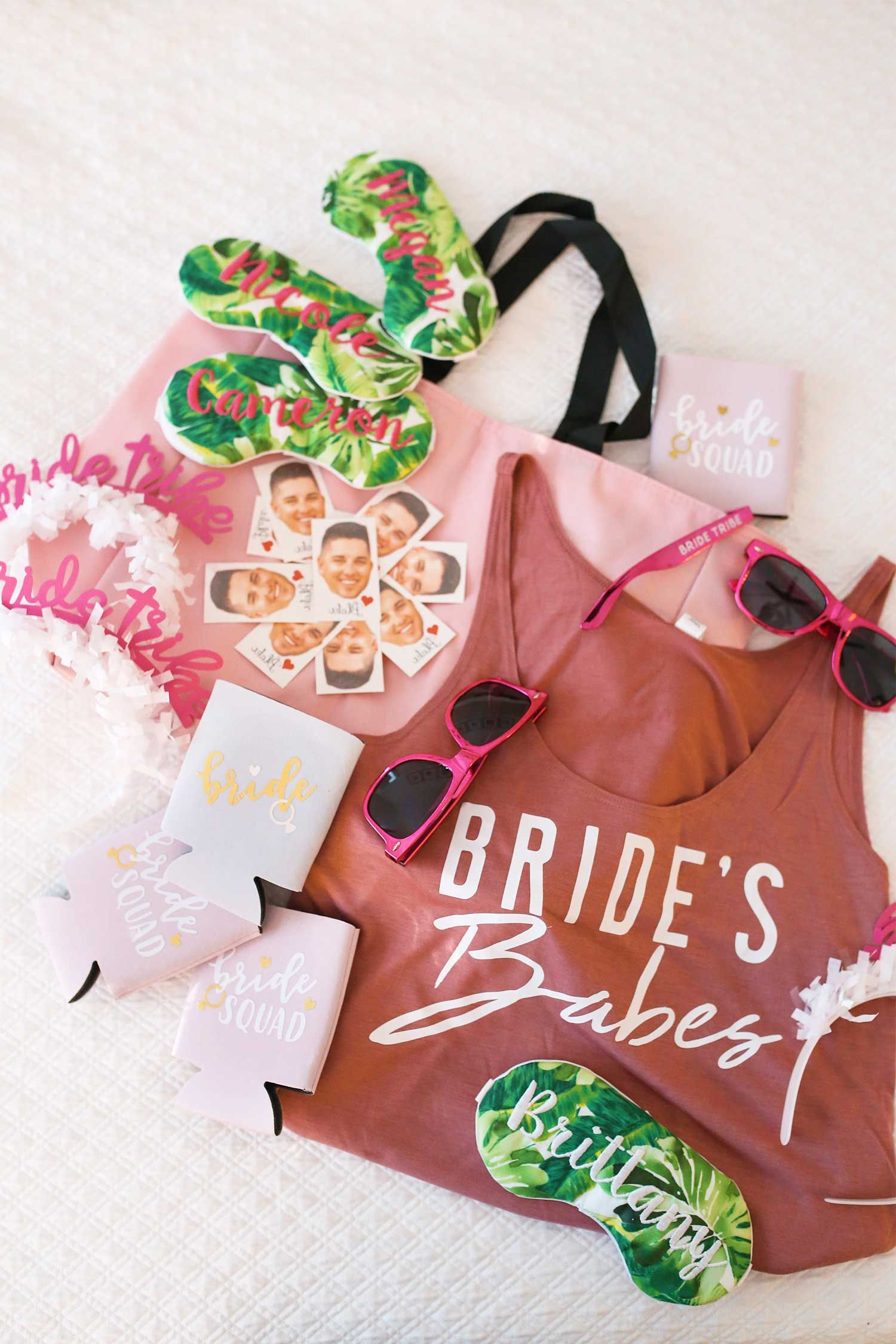 Classy bachelorette party favors gift ideas everyone