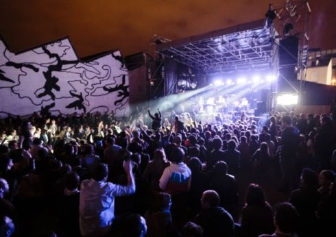 Nuits Sonores, Lyon, May-June