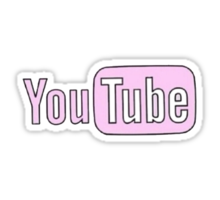 Youtube Stickers Tumblr Stickers Bubble Stickers Hydroflask Stickers