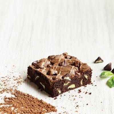 Mocha Brownies with Mint Filled DelightFulls™