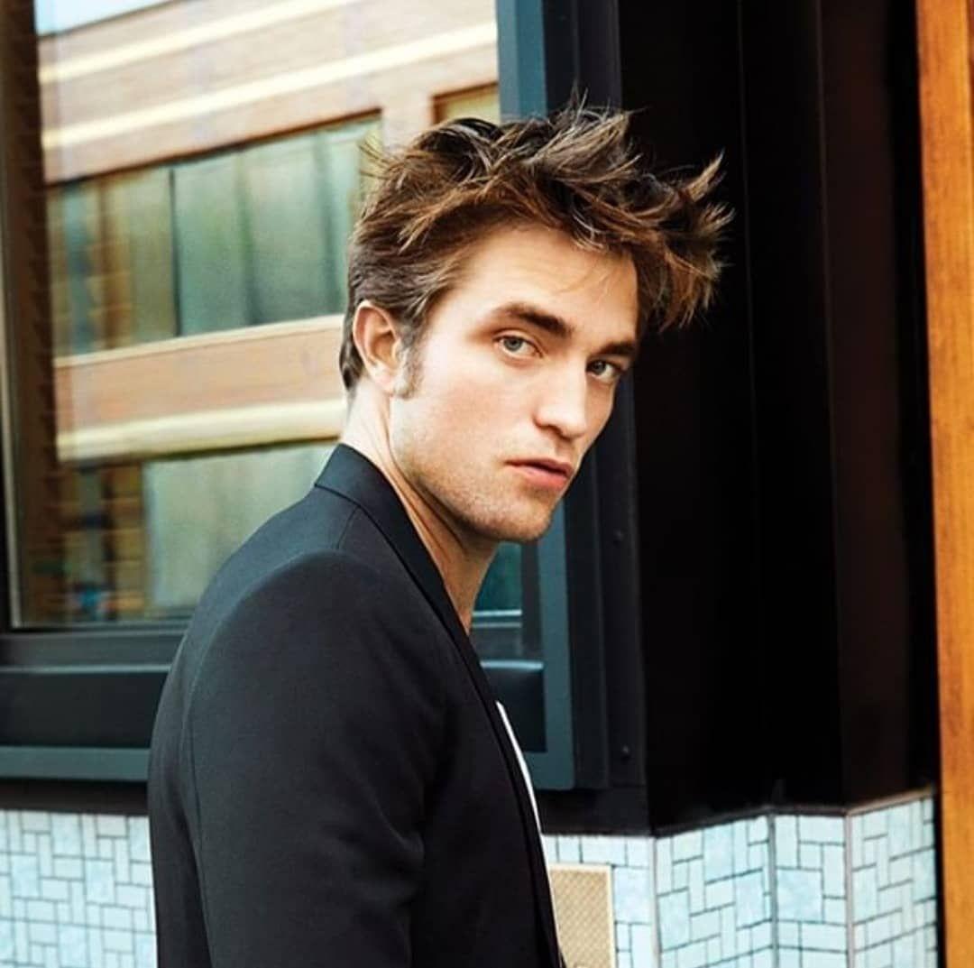 Real robert instagram pattinson Robert Pattinson