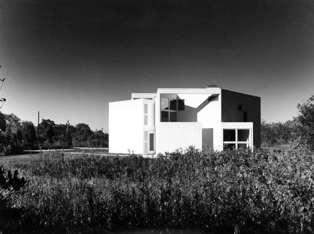 Hoffman House East Hampton New York Ny United States 1966 1967 Architect Richard Meier Arquitectura Abierta Arquitectura House