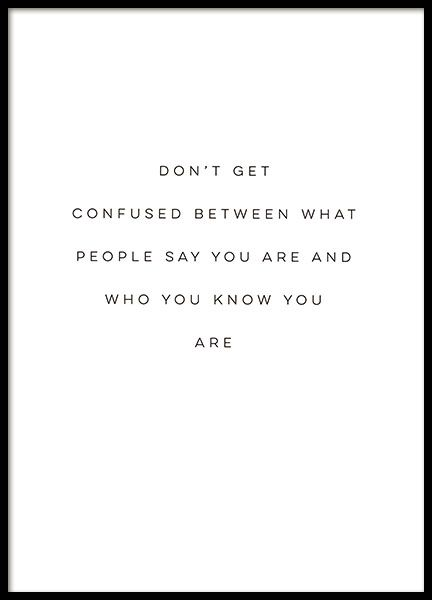 Quotes Posters Typographic Desenio Co Uk Words Quotes Quotes To Live By Inspirational Quotes