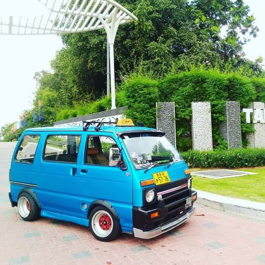 Daihatsu Hijet Atrai 6th Generation With Images Kei Car