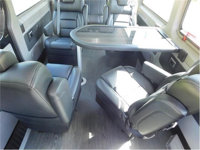 Awesome Sprinter 2016 Mercedes Benz Passenger Vans Executive Shuttle Business Class 2017 2018