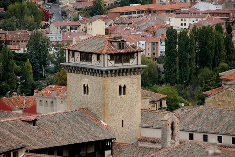 Torre de Hércules.  Segovia