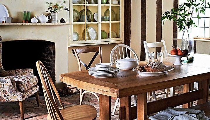 Cristal a medida para mesa de cocina de madera   Cristaleria C24h.es ...