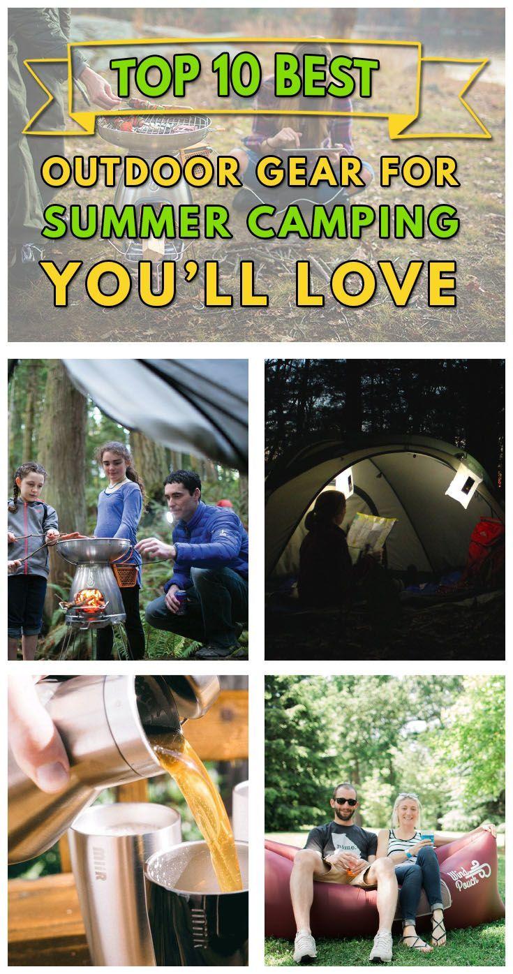 Photo of #campingessentials