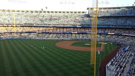 Today's seats section 59 row a