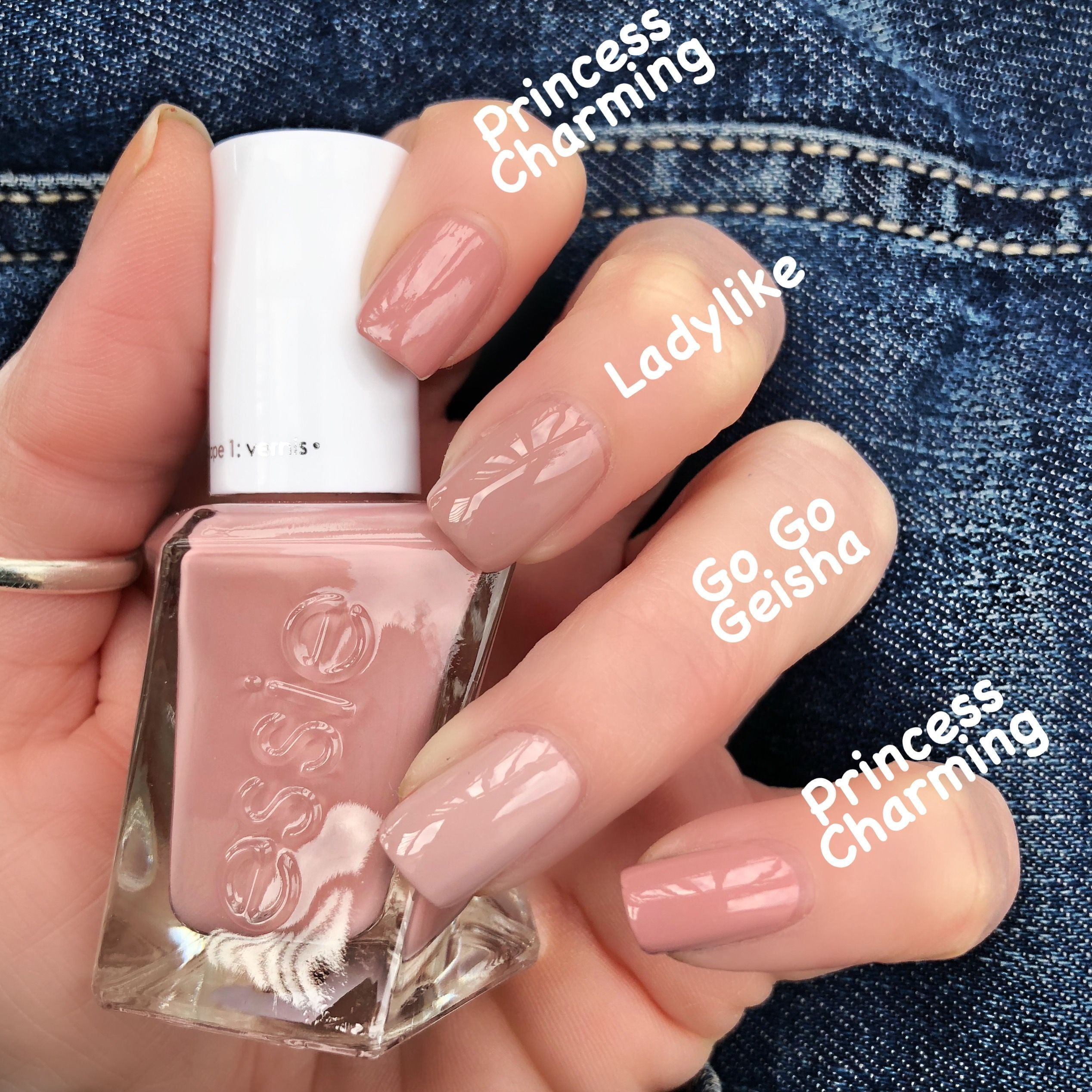 Nail And Hairstyle Popular Lifestyle Trends Ideas For Your Life Essie Gel Nails Gel Nail Colors Essie Nail Polish Colors