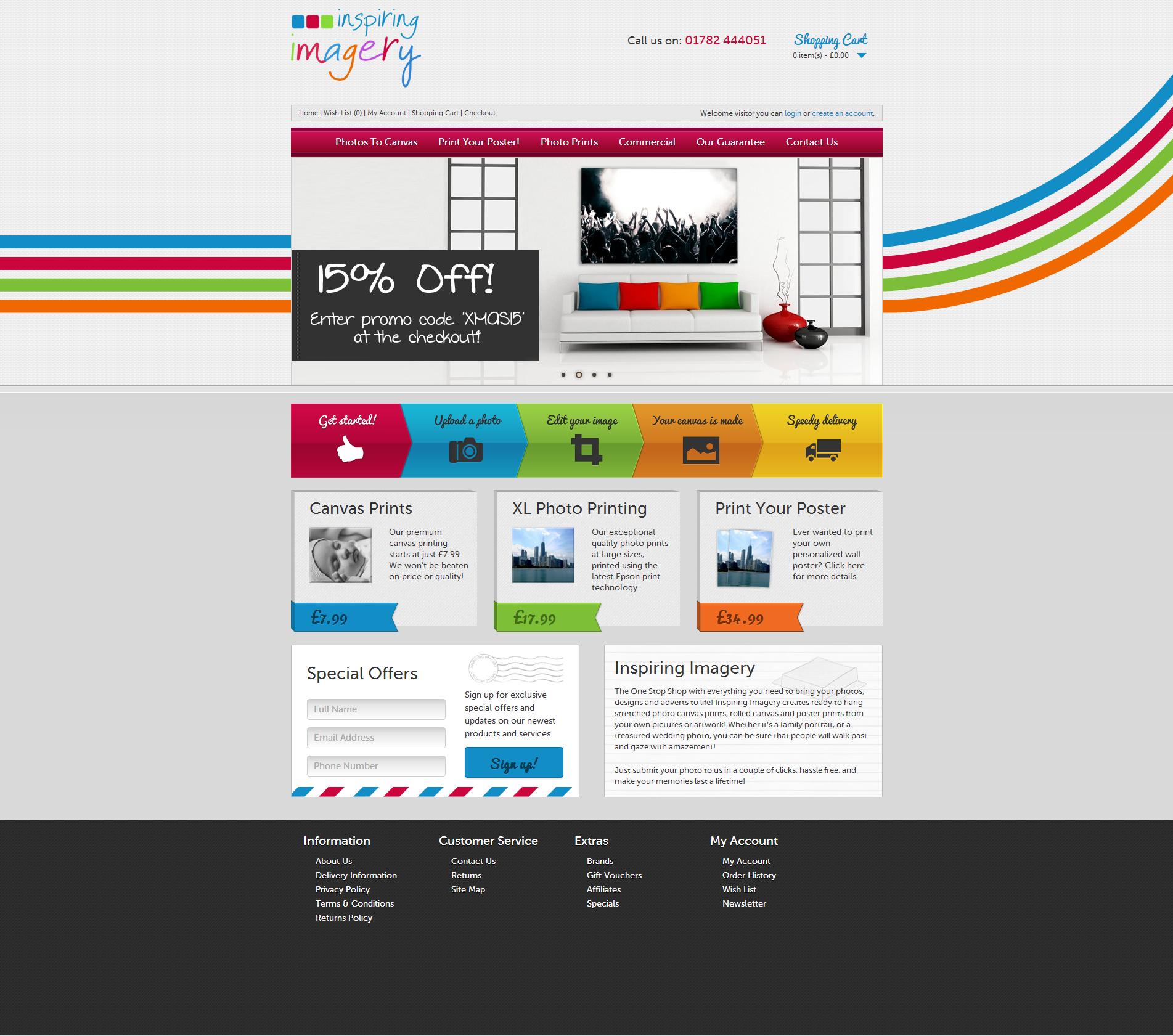 Inspiring Imagery Photos To Canvas Webdesign Phototocanvas Canvas Web Design Photo Printing Canvas Prints