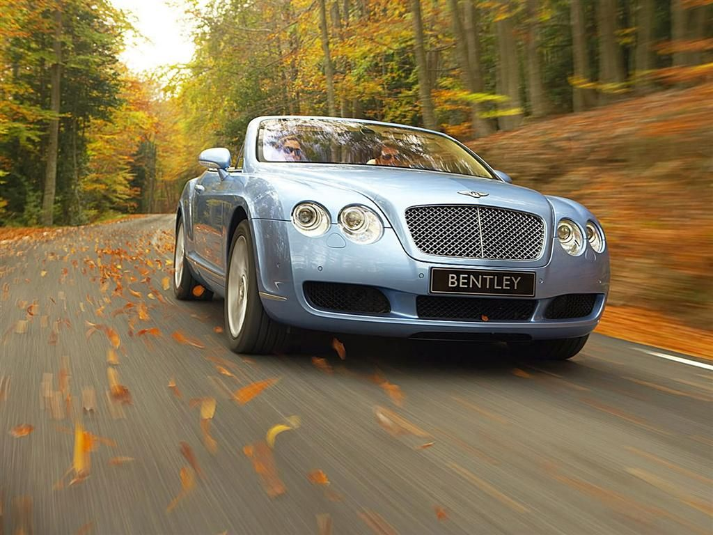 Foreign cars need auto insurance its a bentley it needs an open road