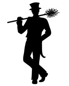 Mary Poppins Chimney Sweep Silhouette Google Search