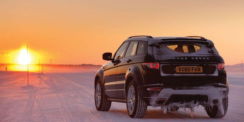 Range Rover Evoque  かっちょい〜