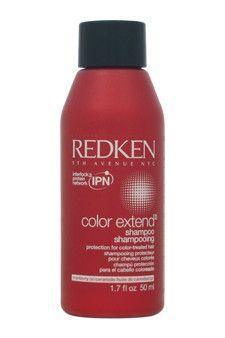 Color Extend Shampoo Redken 1.7 oz Shampoo Unisex