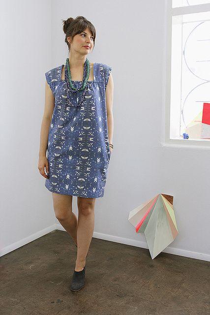 ERMIE New Huipil Dress | Work | Pinterest