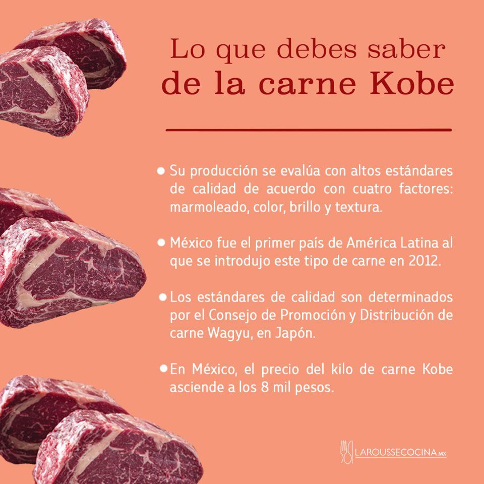 Corte Kobe Mexico