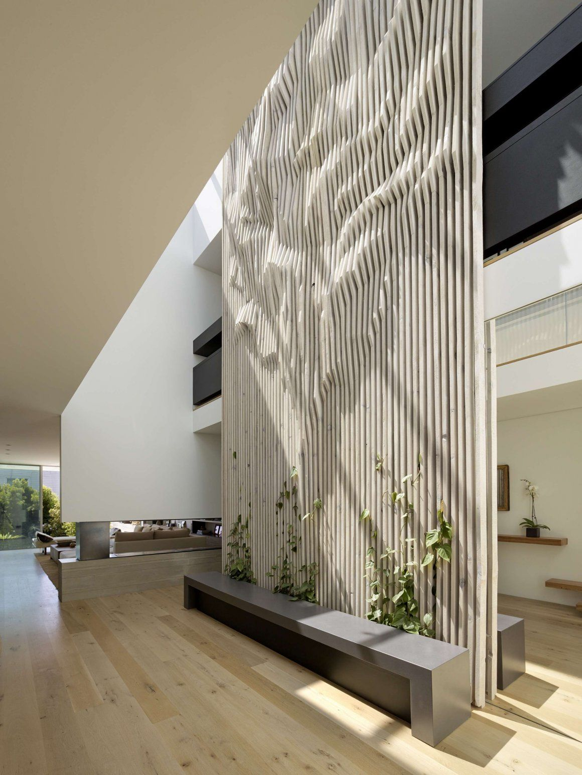 50 Amazing Partition Wall Ideas Engineering Discoveries In 2020 Lobby Design Interior Architecture Interior Design