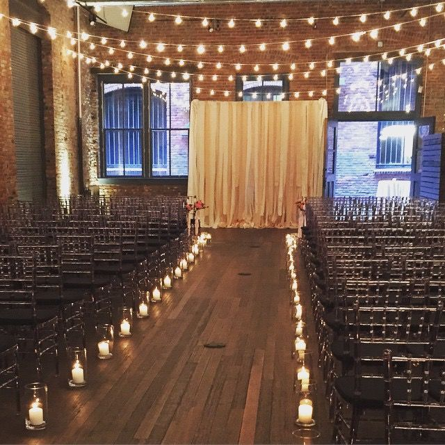 Magical urban city wedding in Seattle's Pioneer Square at Axis