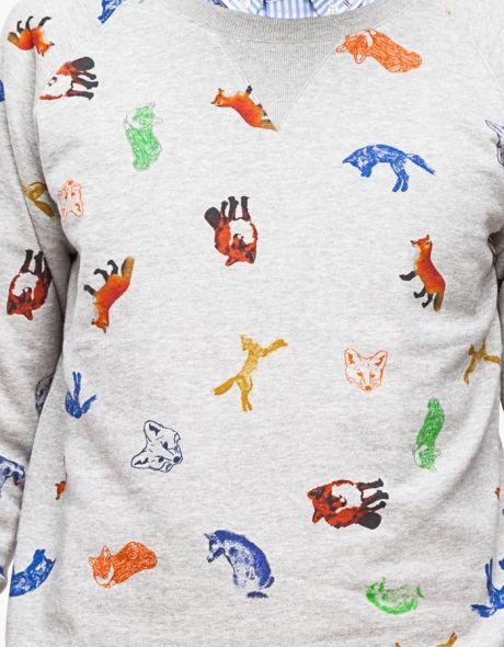 Maison Kitsuné - Childish Sweater $279