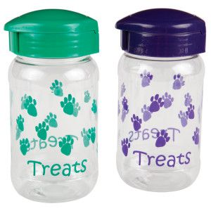 All Living Things® Small Animal Treat Jar Food & Water