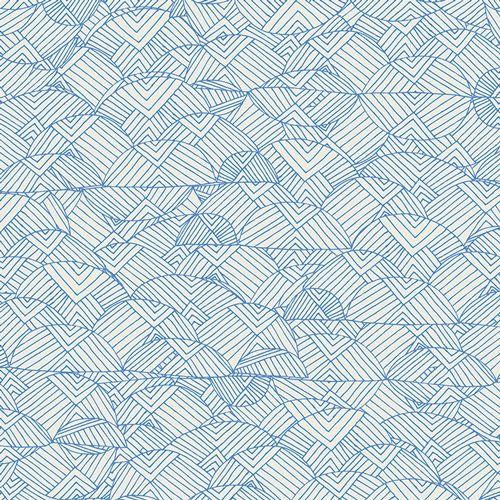 Valley of Azure - Leah Duncan - Art Gallery Fabrics