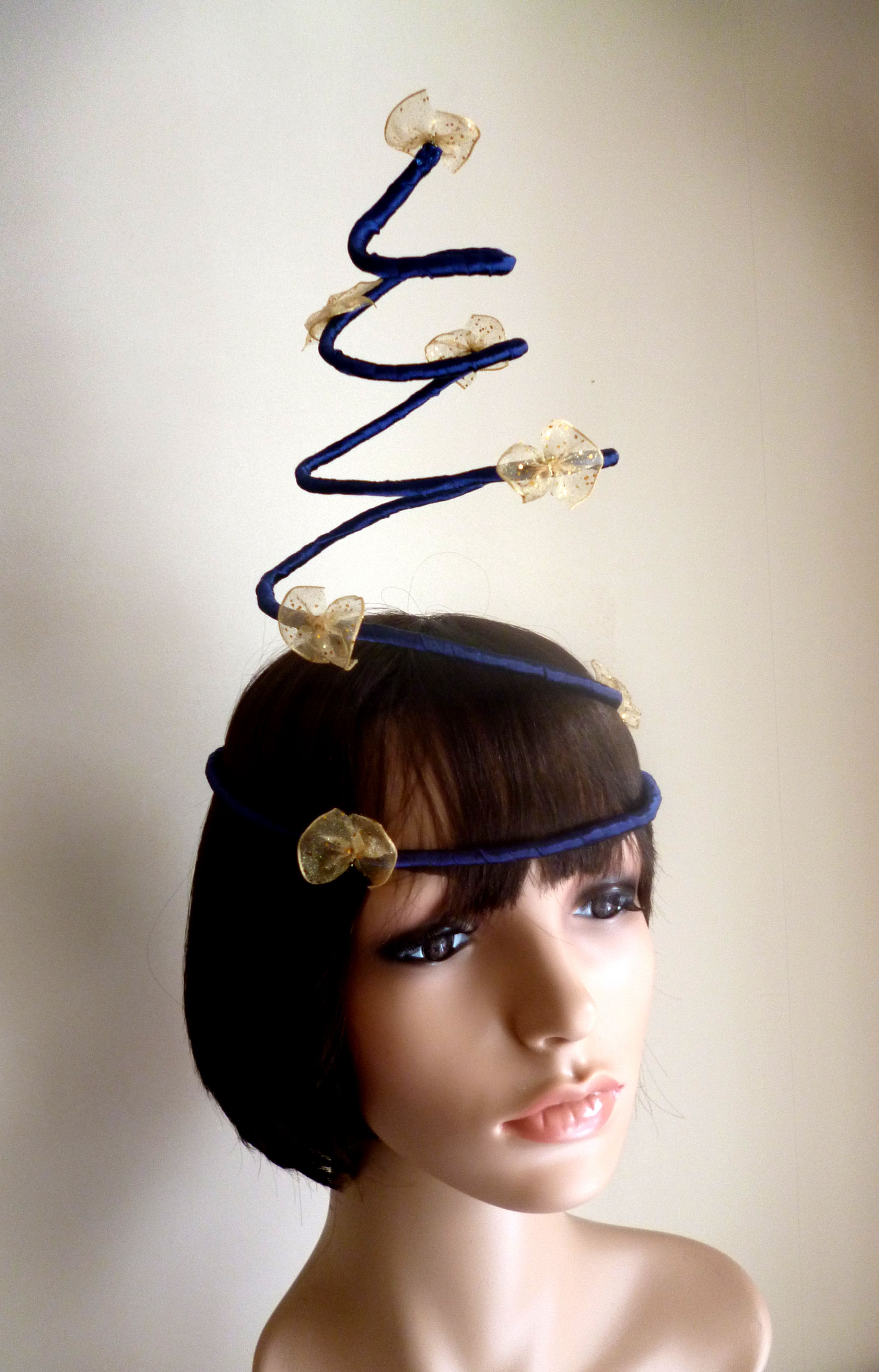 This unique head wear is called \