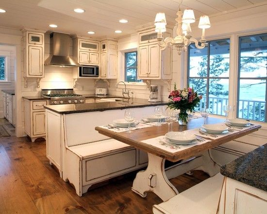 Incroyable Restaurant Style Kitchen | Inspiring Restaurant Style Open Kitchen And  Dining Space Featured With .