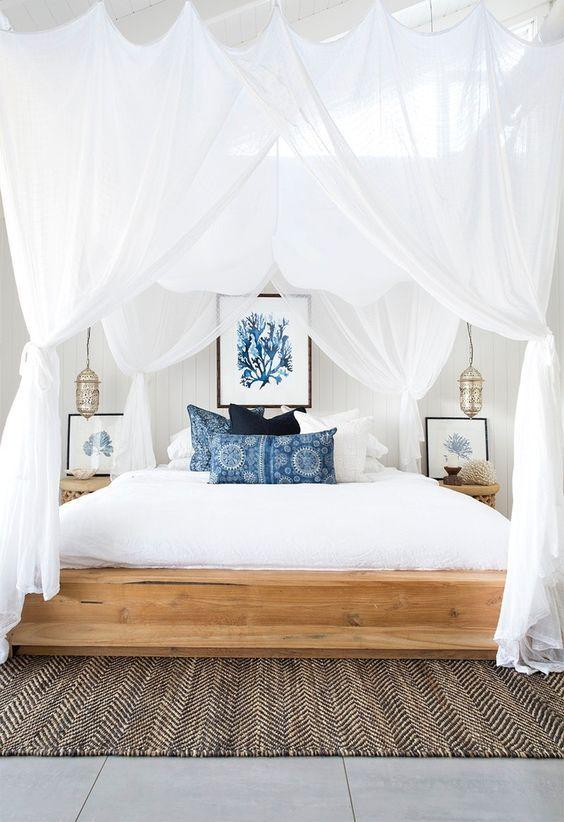 CHAMBRE ZEN  des idées pour une chambre à coucher zen Pinterest