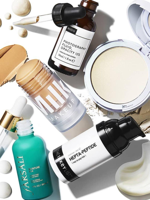 Milk Makeup Blur Liquid Matte Foundation (Medium) in