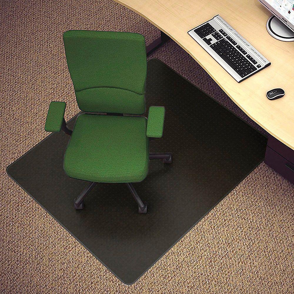 Deflecto economat vinyl chair mat for hard floors