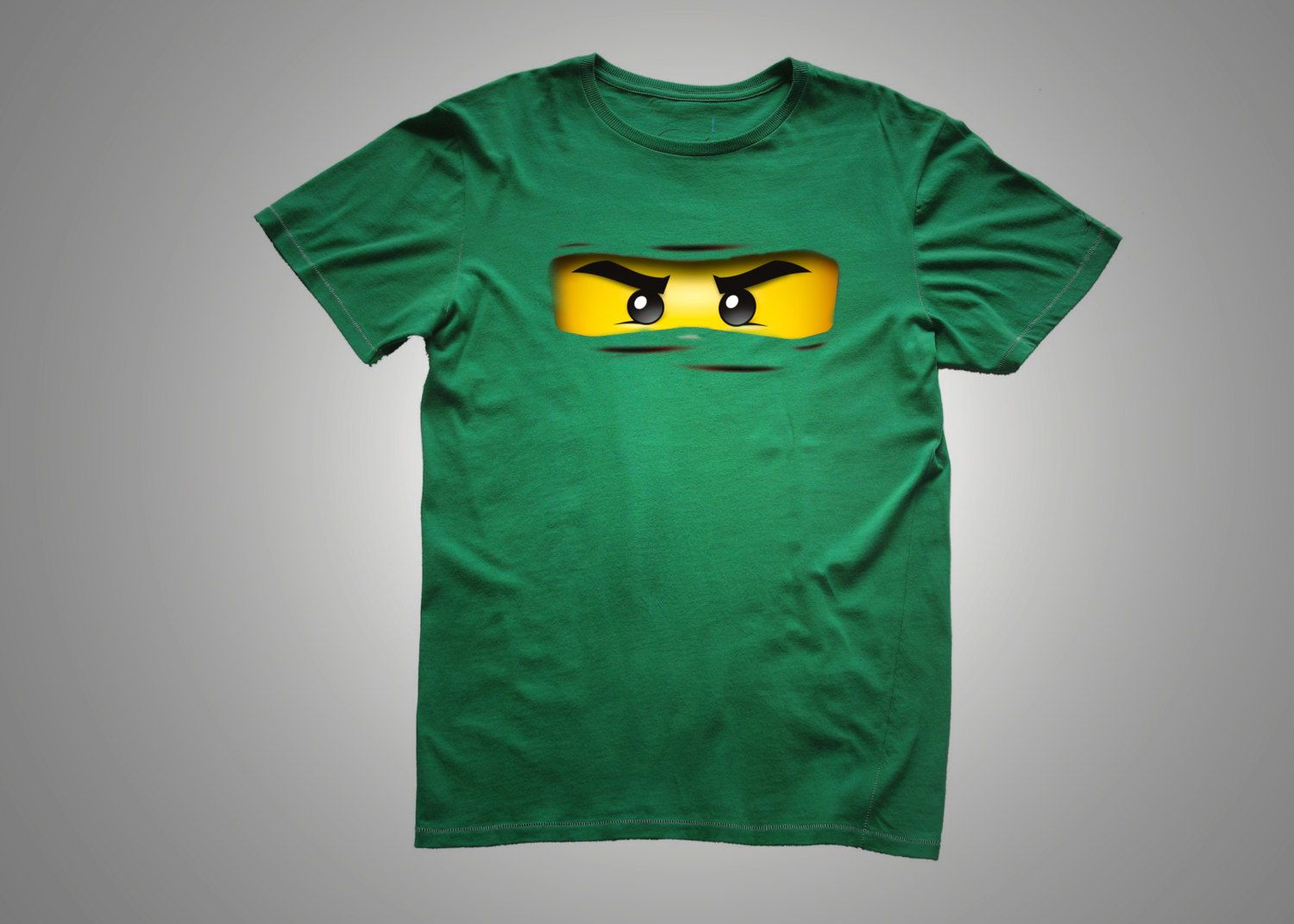 Ninjago Iron On Eyes Can Apply To Any Color Item Tee Shirt, Bag,
