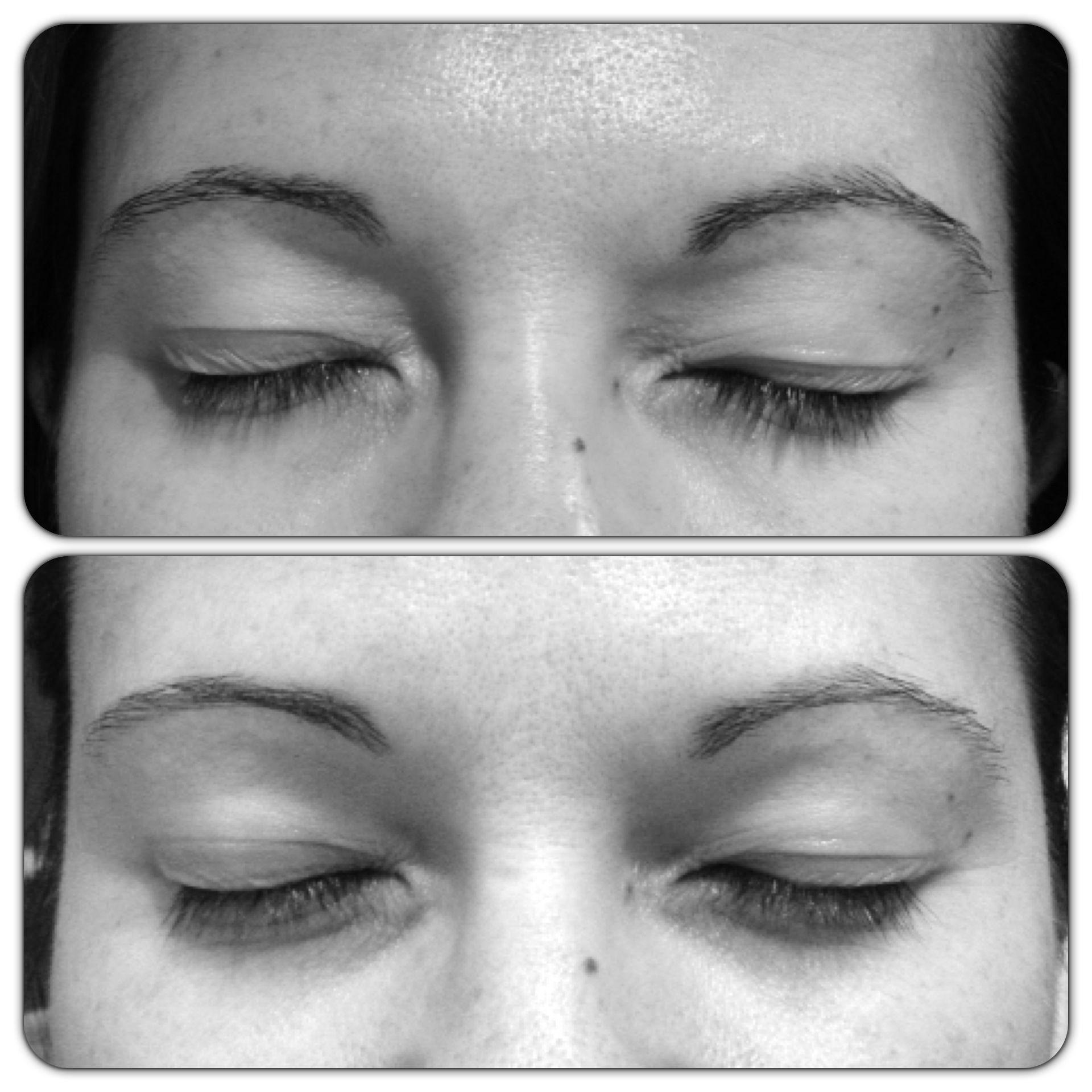 3 months if using R+F Redefine regimen and Mulit-Function Eye Cream https://vmadden.myrandf.com