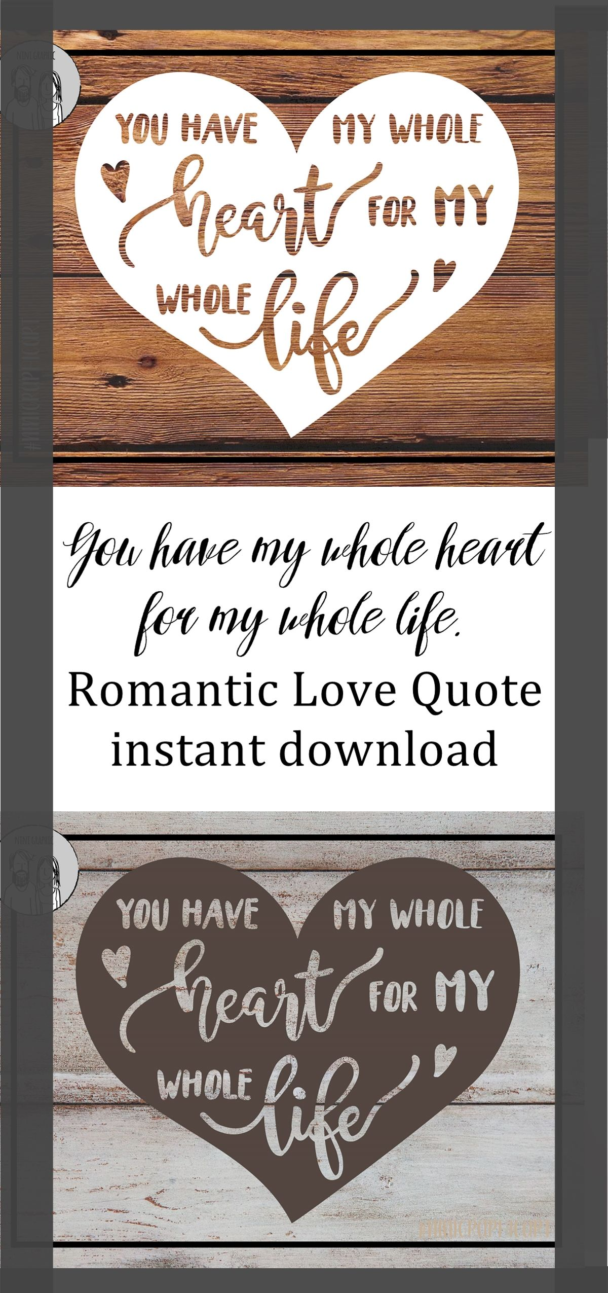 """Great Love Quotes Great Love Quote For Valentine's Day """"you Have My Whole Heart For"""