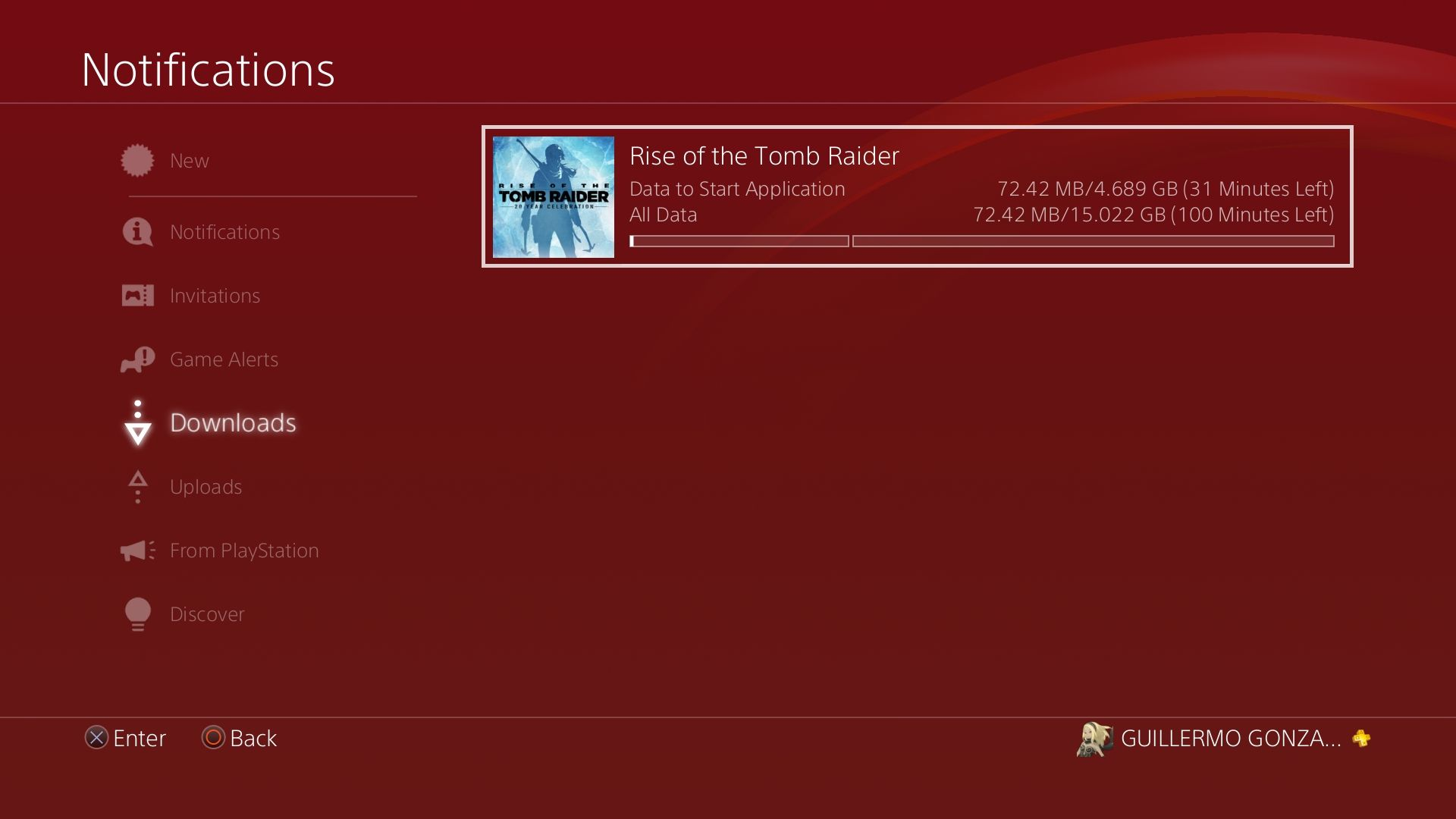 Screenshot Rise Of The Tomb Raider Preload Is Live In Na Sony Ps4 Playstation4 Videogames Playstation Gamer Games Gaming