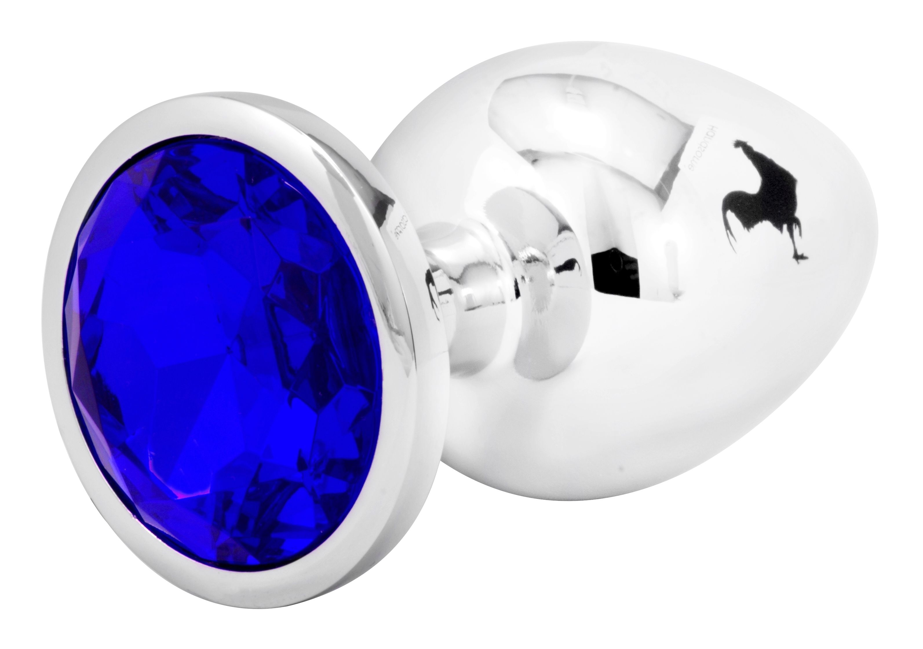 Handsome+Cock+Large+Blue+Jewelled+Butt+Plug, £14.99