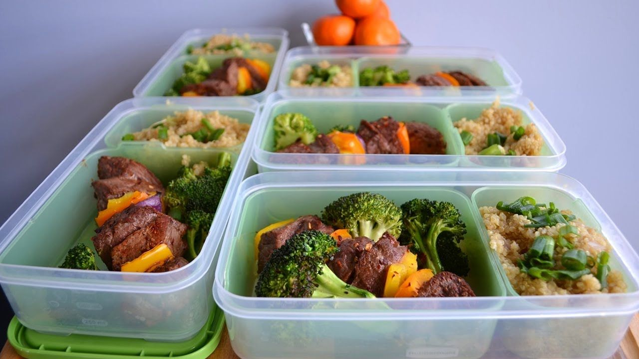 : bodybuilders lunch box - Aboutintivar.Com