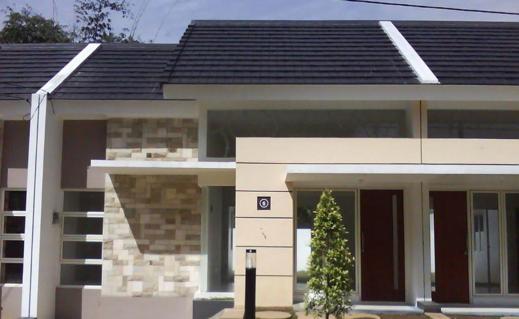 7+ Cat Rumah Batu Terbaru - Desain Dekorasi Rumah