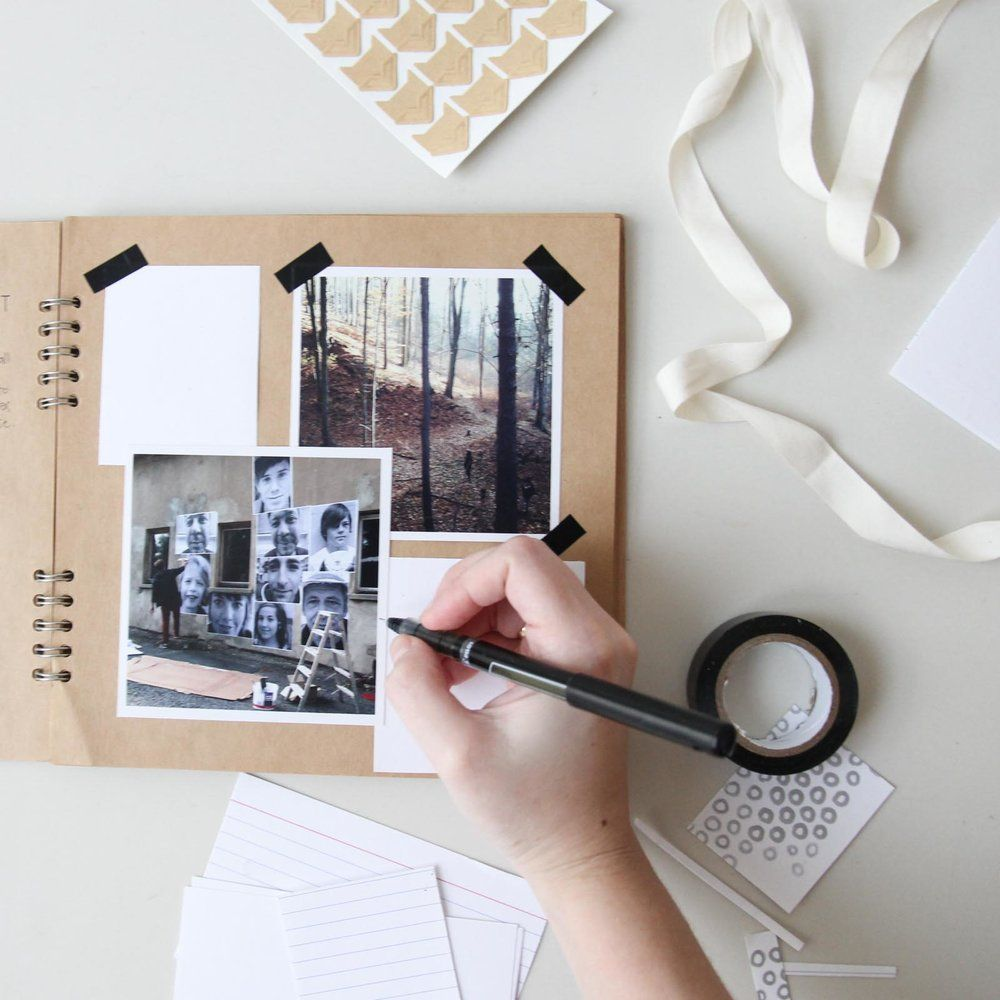 10+ Tips on How to Scrapbook Like a Pro — Root & Branch Paper Co.